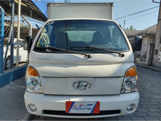 Hyundai Hr HDB 2008