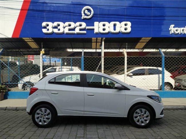 Chevrolet Onix 1.4 LT 2015