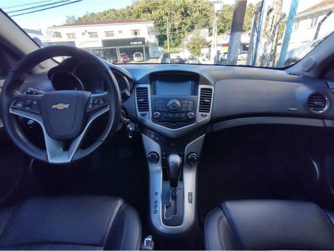Chevrolet Cruze LT 1.8 AUTOMÁTICO 2012