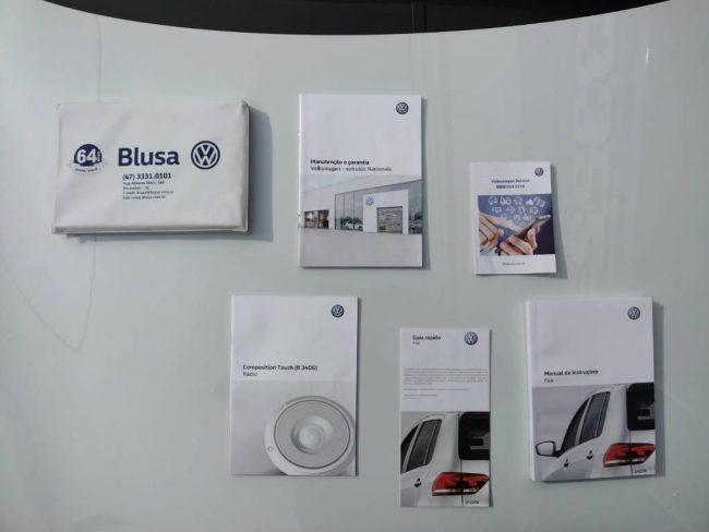 Volkswagen Fox 1.6 8V CONNECT 2019