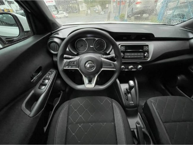 Nissan Kicks 1.6 16V S FLEX 2018