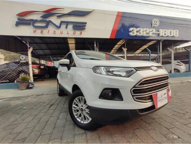 Ford EcoSport SE AT 1.6B 2017