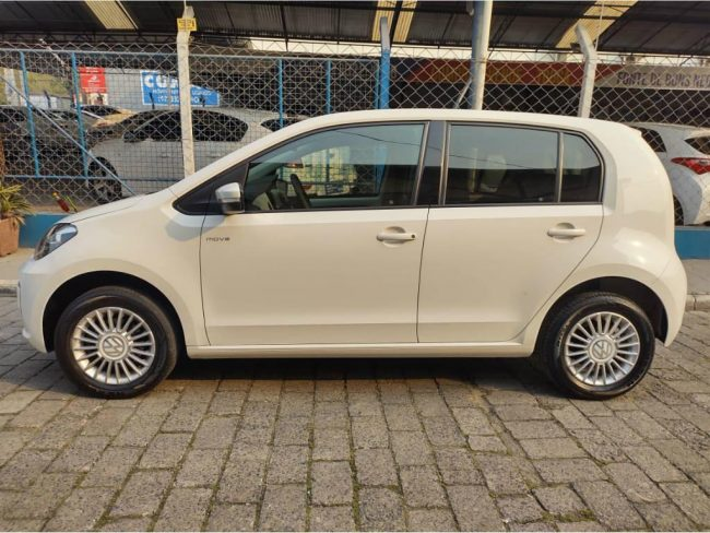 Volkswagen Up 1.0 12V MOVE MB 2017