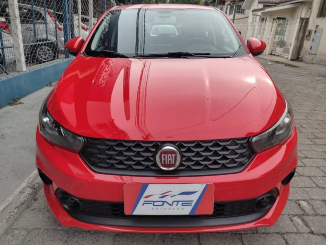 Fiat Argo 1.0 6V DRIVE 2020