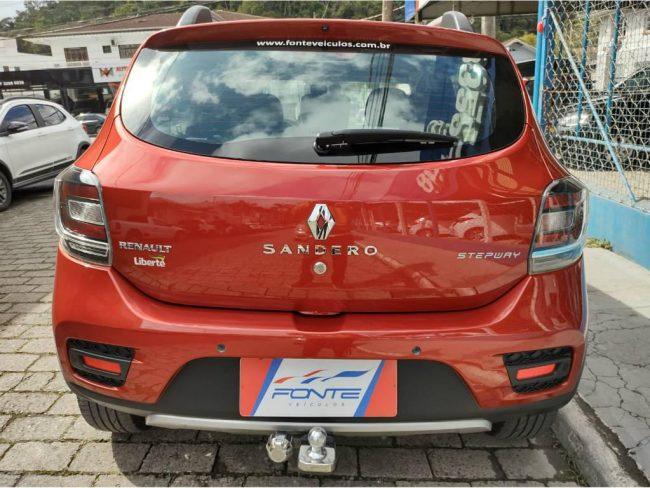 Renault Sandero 1.6 8V STEPWAY 2016