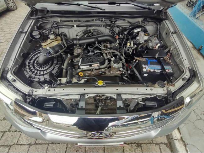 Toyota Hilux 2.7 16V SW4 4X2SR 2015