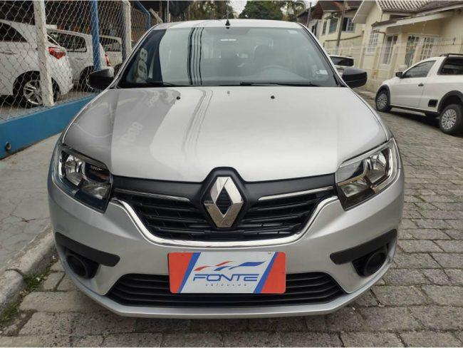 Renault Logan 1.0 12V LIFE FLEX 2021