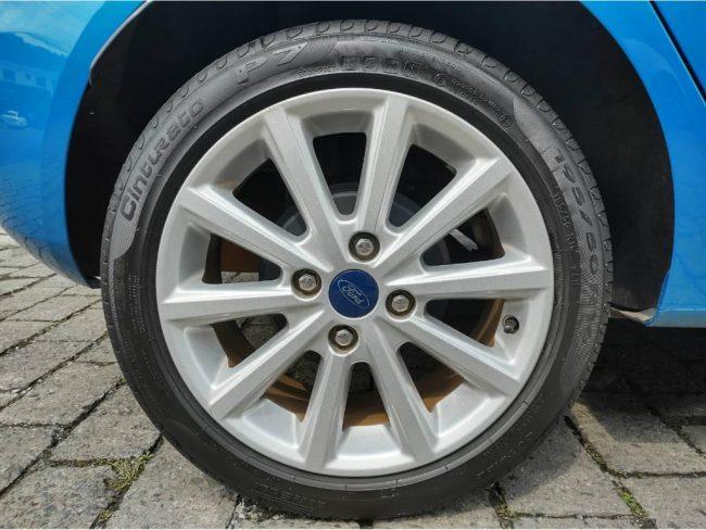 Ford New Fiesta Hatch 1.6 16V TITANIUAN AUT 2018