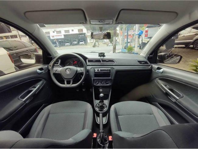 Volkswagen Gol 1.6 8V MSI 2019