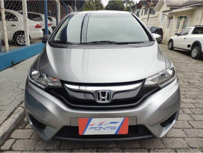 Honda Fit 1.5 16V EXL AUT FLEX 2016