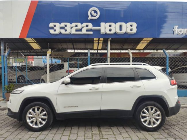 Jeep Cherokee 3.2 4X4 V6 AUT LIMITED 2015